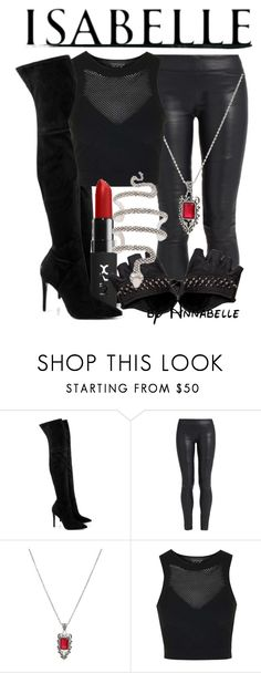 """""""Isabelle Lightwood - Shadowhunters"""" by annabelle-95 ❤ liked on Polyvore featuring Kendall + Kylie, The Row, Topshop, shadowhunters and isabellelightwood"""