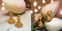 Tanishq Divyam Jewellery - Earrings(6)