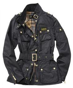 Barbour Summer Waxed International Jacket Navy Womens : Latest Barbour jacket sale | Barbour sale for men and women : Fast delivery - www.jacketsonsales-uk.co.uk