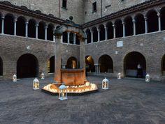 Hidden treasures in ancient cities. (Basilica di Santo Stefano, Bologna) Sale NaCl | Progetti creativi ph Massimo Trenti