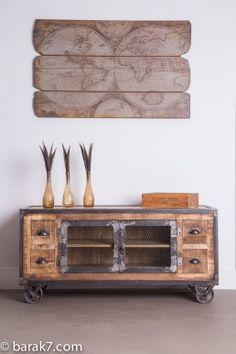 Meuble industriel: Tous les meubles industriels B.A.R.A.K.'7