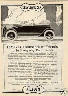 Vintage Car Advertisements of the 1920s (Page 32)