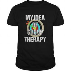I Love Archery Shirt  Bow and Archery Group Therapy Vintage TShirt Shirts & Tees
