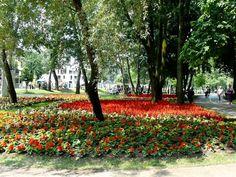 Park Bundek - Zagreb, Croatia