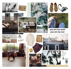 """""""i fumbled in the wreckage put it on a necklace keepin it cos i know that it's mine"""" by silentrose ❤ liked on Polyvore featuring Steven Alan, Pamela Love, Jean Shop, Miu Miu, Madewell, Topshop, Eos, Acne Studios and messyhairedream"""