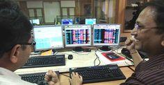 #Sensex #Nifty high