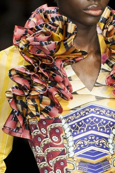 Beautiful Dress with Lots of Colors, Textures and Patterns ~Latest African Fashion, African Prints, African fashion styles, African clothing, Nigerian style, Ghanaian fashion, African women dresses, African Bags, African shoes, Kitenge, Gele, Nigerian fashion, Ankara, Aso okè, Kenté, brocade. ~DK