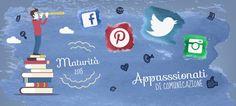 Maturità 2015: gli studenti scelgono la comunicazione  http://www.vivicreativo.com/maturita-2015-comunicazione/