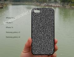 Letter Collage iPhone case coveriPhone 5 by GALAXYS5case on Etsy, $8.99
