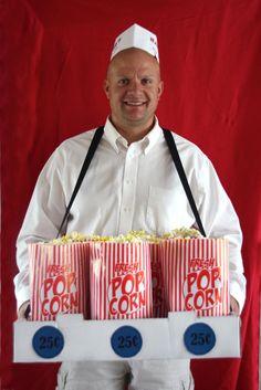 Night of Mystery: Popcorn! Cotton Candy! Peanuts!