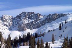 Mountain High - Salt Lake Ut by Christine Till