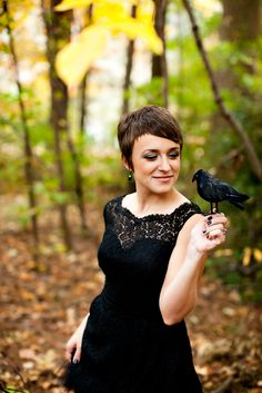 This picture gave me the idea of setting free doves or something for engagement shoot and bird cages.