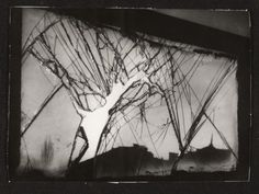 Broken Glass by Edward Hartwig, c. 1980.