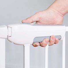 PETSJOY Baby Safety Gate * (paid link) Check out the image by visiting the link. Pet Gate, Dog Fence, Baby Safety, Baby Playpen, White Office, Baby Swings, Play Centre, Activity Centers, Magnetic Screen Door