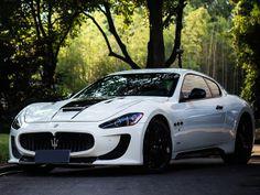 DMC's Sovrano Maserati Gran Turismo