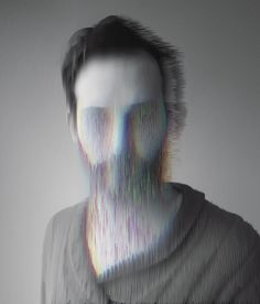 glitch art- How to disappear - on Behance Photography Editing, Abstract Photography, Visual Art Lessons, Pixel Sorting, How To Disappear, Surreal Photos, Generative Art, A Level Art, Glitch Art