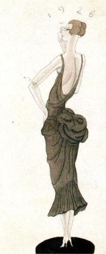Drawing for fashion magazine 'Elegance'   Carlos Saenz de Tejada  #illustration
