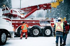 Highway thru Hell, Jamie Davis Towing