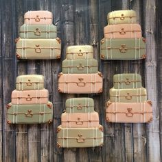 suitcase cookies - Google Search