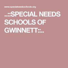 Atlanta Special Needs Schools Atlanta Topbest Schools