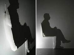 Incredible Light and Shadow Art by Kumi Yamashita