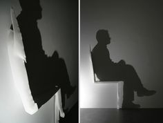 Light and Shadow Art by Kumi Yamashita