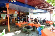 balu restaurant restaurant, on Espidilla beach, MA, Tom recommended  - Costa Rica