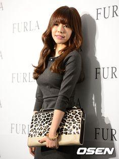 Sunny Lee Soonkyu of Girls' Generation #SNSD at FURLA's 2014 S/S Presentation