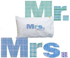 Lovin' these pillowcases!