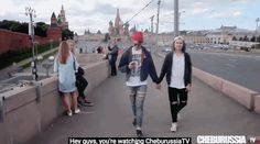 This video of two men experiencing verbal and physical abuse as they hold hands on the streets of Moscow is going viral, with more than 1 million views since it was posted to YouTube Sunday. | This Video Shows What It's Like For Two Men To Walk Around Moscow Holding Hands - BuzzFeed News