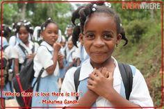#HeartofHaiti