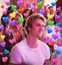 Soooooo much love Justin Bieber Meme, Justin Bieber Posters, Justin Bieber Photos, Justin Bieber Wallpaper, I Love Justin Bieber, Pattie Mallette, Surfer Guys, Justin Baby, Heart Meme