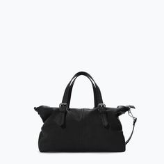 ZARA - SHOES & BAGS - SHOPPER TRF Zara United States, Shopper Bag, Zara Shoes, Women's Accessories, Gym Bag, Latest Trends, Handbags, My Style, Collection