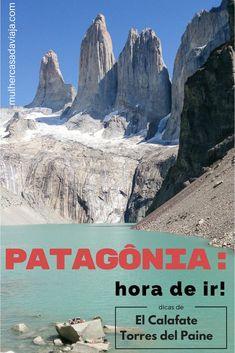 O Sul da Patagônia tem lugares únicos, como a geleira Perito Moreno em El Calafate, na Argentina, e o Parque Torres del Paine, no Chile, e o verão é a melhor época para conhecê-los. Então programe-se com nossas dicas. #patagonia #chile #argentina #parquesnacionais