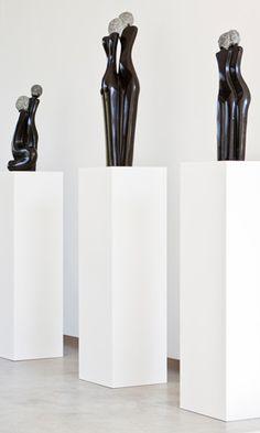 1000 images about wof r braucht mann sockel on pinterest kunst chocolate sculptures and. Black Bedroom Furniture Sets. Home Design Ideas