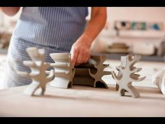 Ceramic Review: Masterclass with Stephanie Wright - YouTube