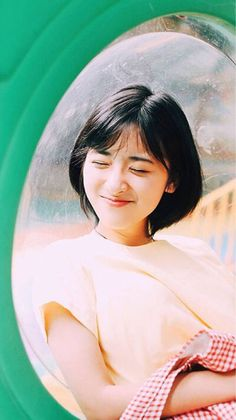 The brightest smile of the world 🌎💙 Meteor Garden 2018, A Love So Beautiful, Chinese Actress, New Pictures, Girl Crushes, Actors & Actresses, Asian Girl, Short Hair Styles, Hair Cuts