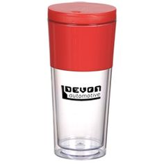 Color your logo and make it stand out with these imprinted tumblers!
