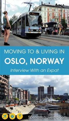 What is it like to move to and live in Oslo? This interview shares personal experiences and practical tips for life in Oslo, Norway's capital city. Stockholm Shopping, Caribbean Cruise, Royal Caribbean, Beach Trip, Beach Travel, Real Estate Prices, Thing 1, Visit Norway, Travel Guides
