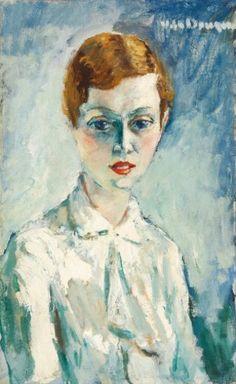 Kees van Dongen, Portrait of Fano Messan