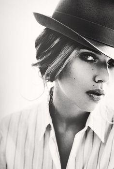 Scarlett Johansson   by Vincent Peters