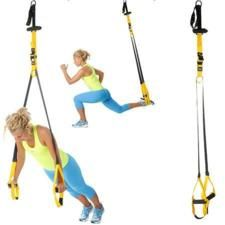 Body Coach Total Body Suspenion Trainer Power Sling