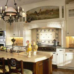 Amazing kitchen [ MexicanConnexionforTile.com ] #kitchen #Talavera #handmade #Mexican