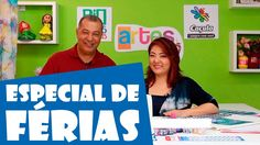 ARTES NA TV - 28/01/17 - ESPECIAL DE FÉRIAS