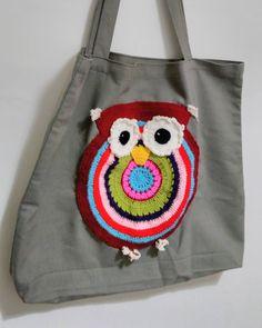 Baykuş sevgisi #baykuş #baykus  #çanta  #canta  #bezçanta  #bezcanta #cottonbag  #doğasever  #natur  #hippie #hippi  #gypsy  #bohem  #boho  #elişi  #elisi  #handcrochet  #crochet #owl #owlbag