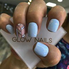 How To Do Nails, My Nails, Finger, Glow Nails, Fall Acrylic Nails, Dream Nails, Perfect Nails, Short Nails, Beauty Nails