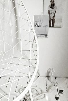 Méchant Design: white in my house