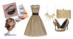 """Untitled #64"" by annika-k on Polyvore featuring Pierre Balmain and Alexis Bittar"