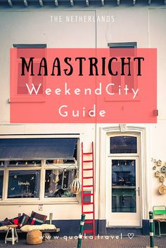 There is just one city in the Netherlands I visit each year: Maastricht! Why? Food, beer & history. As the girlfriend of a local, I share all you need to know about a weekend in Maastricht: Why visit Maastricht, Neighbourhoods, Things to do in the city, Nice things to do just outside Maastricht, the best restaurants and cafes, my favourite hotel and how to get there. Happy travels ♡