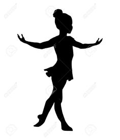 silhouette danseuse - Recherche Google